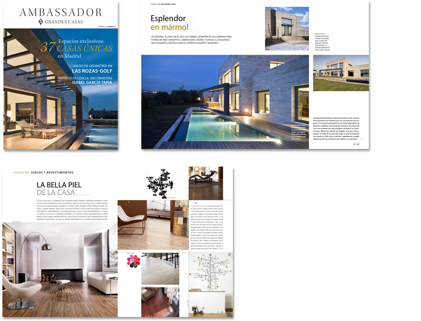 Ambassador Grandes Casas